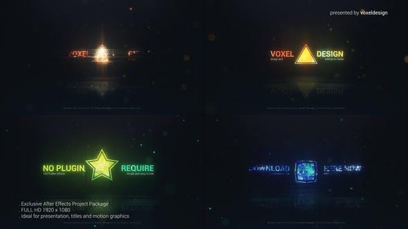 Thumbnail for ELECTRO Logo Reveal
