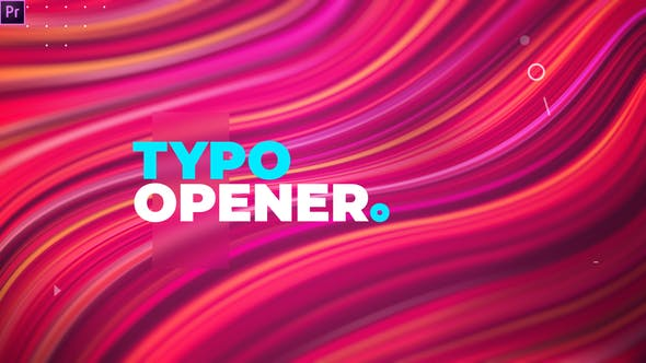 Thumbnail for Dynamic Typography Opener Essential Graphics