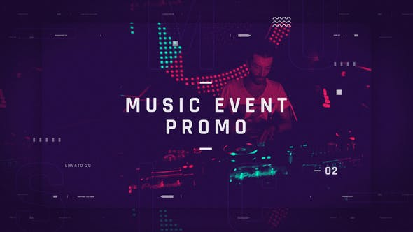 Thumbnail for Music Event Promotion / Party Invitation / EDM Festival / Night Club / DJ Performance