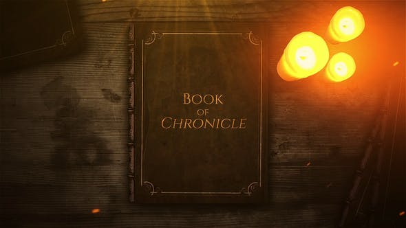 Thumbnail for Book of Chronicle