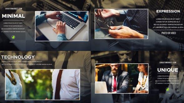 Thumbnail for Elegant Business Slideshow