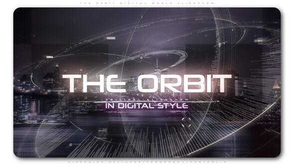 Thumbnail for The Orbit Digital World Slideshow