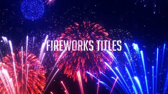 Fireworks Titles