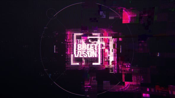 Thumbnail for The Logo Glitch Animation Project