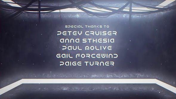 Thumbnail for Crédit Cine V.5