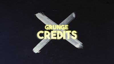 Grunge Credits
