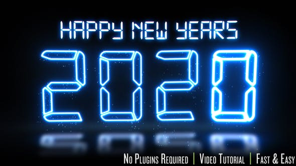 Thumbnail for 2020 New Years Reveal