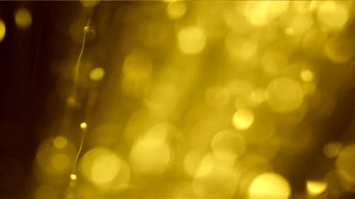 Background - Shower Abstract Yellow Tint