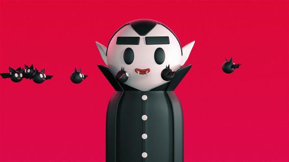 Thumbnail for Halloween Cartoon Opener