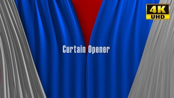 Thumbnail for 4K Curtain Opener Pack