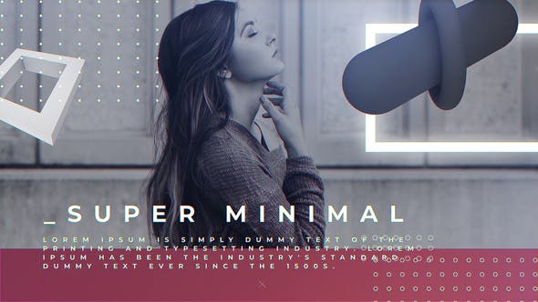Thumbnail for Modern Shape Promo