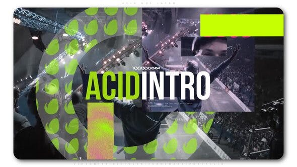 Thumbnail for Acid Hot Intro