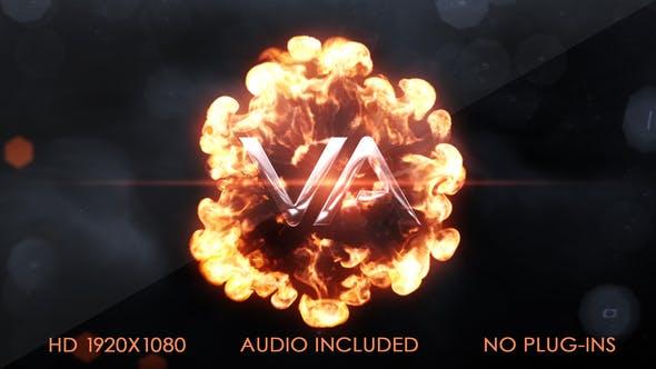 Thumbnail for Explosion Logo