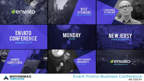 Event Promo Business Promotion