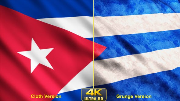 Thumbnail for Cuba Flags