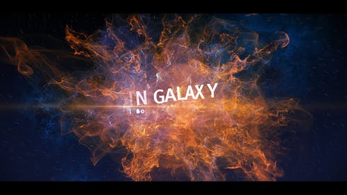 In The Galaxy Intro