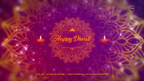 Thumbnail for Diwali Wishes Logo