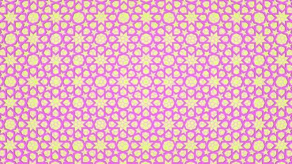 Thumbnail for Islamic Art Geometry 08 4K