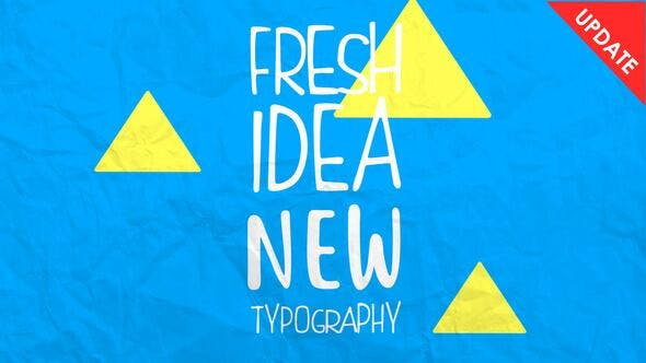Thumbnail for Stop Motion Typography