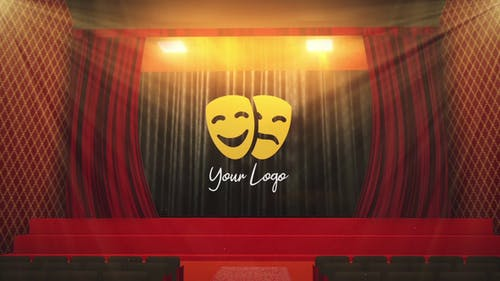 Theater Logo Reveal