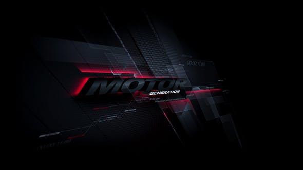 Thumbnail for Motor Sport - Triler