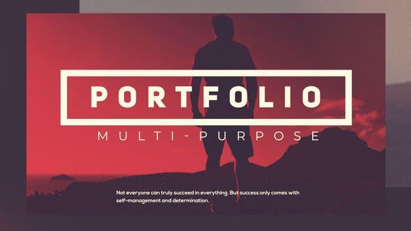 Thumbnail for Презентация Портфолио
