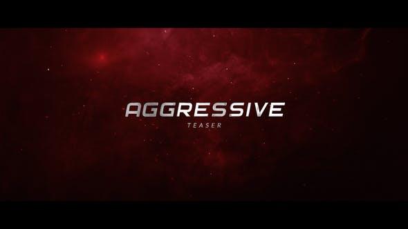 Thumbnail for Aggressive Teaser