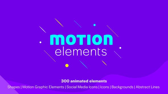 Thumbnail for Motion Elements