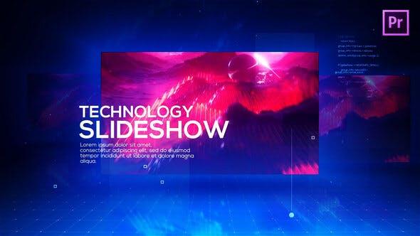 Digital Technology Slides for Premiere Pro