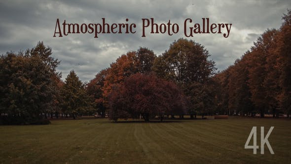 Thumbnail for Atmospheric Photo Gallery 4K