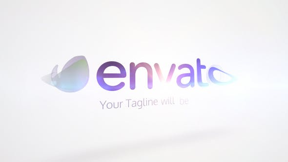 Clean Elegant Rotation Logo 3 - product preview 0