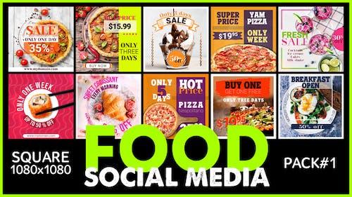 Social Media - FOOD