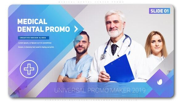 Thumbnail for Medical Dental Center Promo