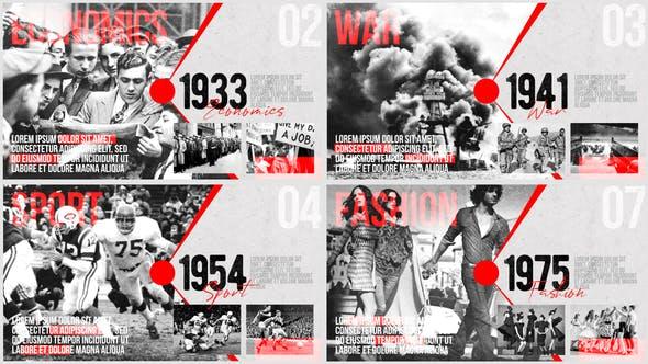 Thumbnail for Momentos de la Historia - Timeline of Events