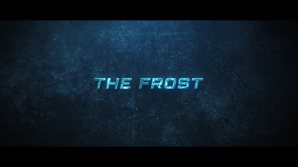 Thumbnail for La bande-annonce Frost