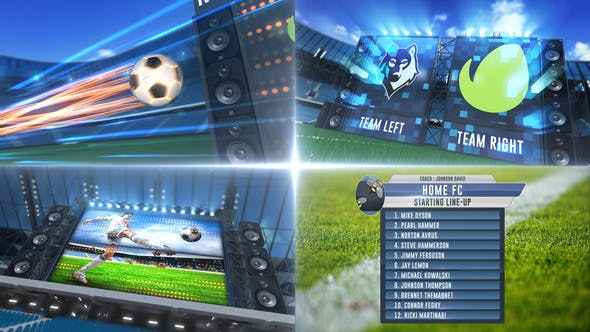 Ultimate Soccer - Complete Broadcast Package