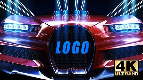 Luxury sport car