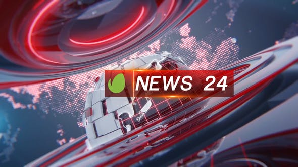 Thumbnail for Broadcast 24News Package