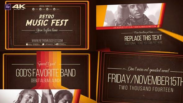 Retro Music Festival 2.1