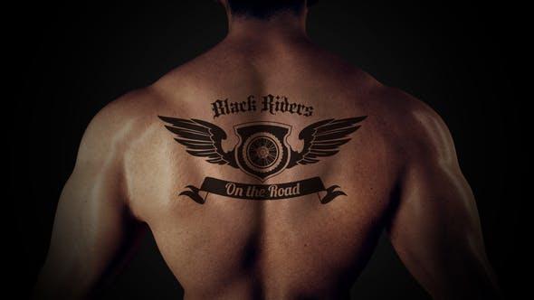 Thumbnail for Tattoo Logo Reveal