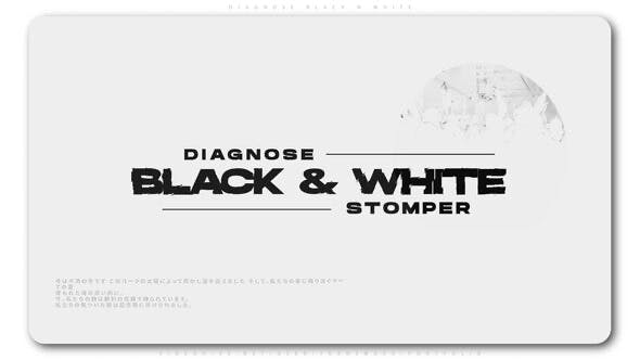 Thumbnail for Diagnose Black N White