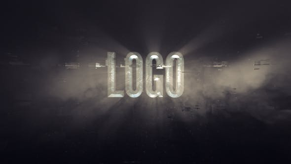 Smoke Logo Reveal Opener
