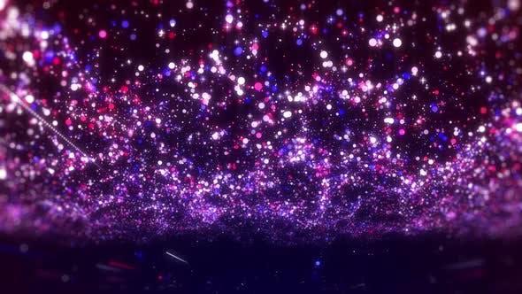Star Lights Glitter