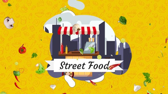 Thumbnail for Street Food