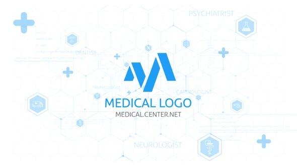 Thumbnail for Medical Logo Reveal