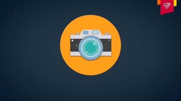 Thumbnail for Fotografos Logo Revelar