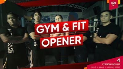 Gym Fitness Sports