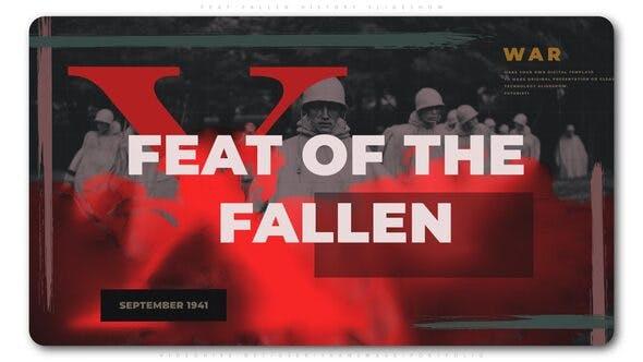 Feat Fallen History Slideshow