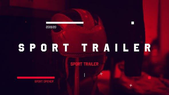 Sport Opener - Trailer