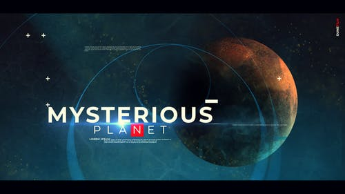 Scientific Documentary Opener
